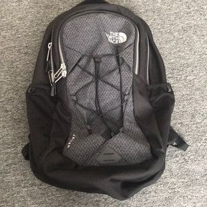 Black jester backpack
